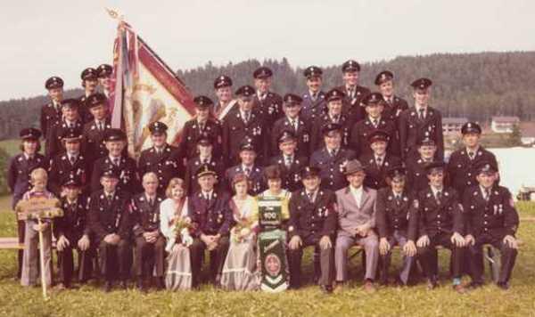 1976 - 100 Jahre FFW Kaikenried