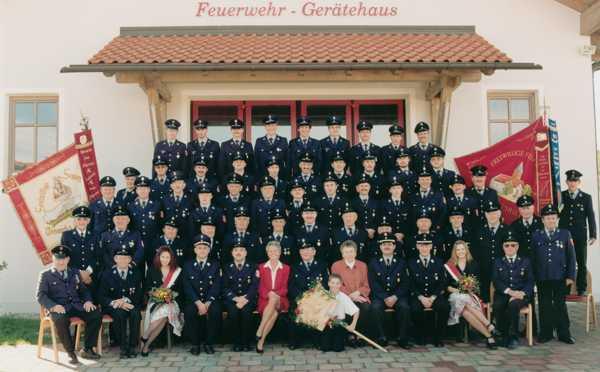 2001 - 125 Jahre FFW Kaikenried
