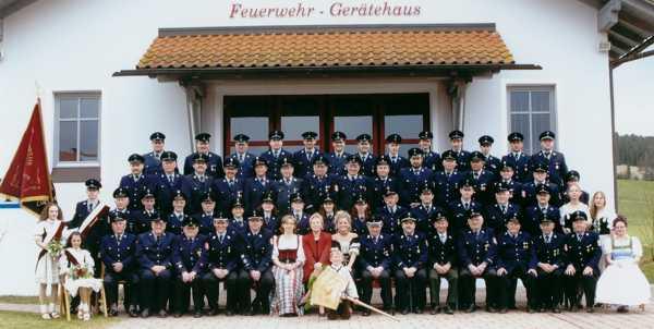 2003 - 75 Jahre FFW Arnetsried